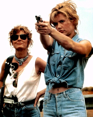 Quote of the Day: Thelma and Louise – @Cinefille