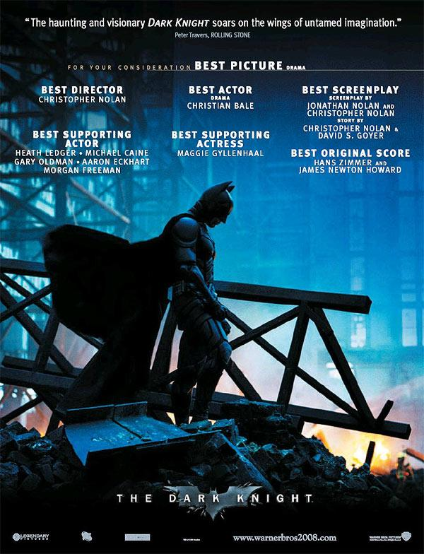 For Your Consideration: The Dark Knight – @Cinefille  For Your Consid...