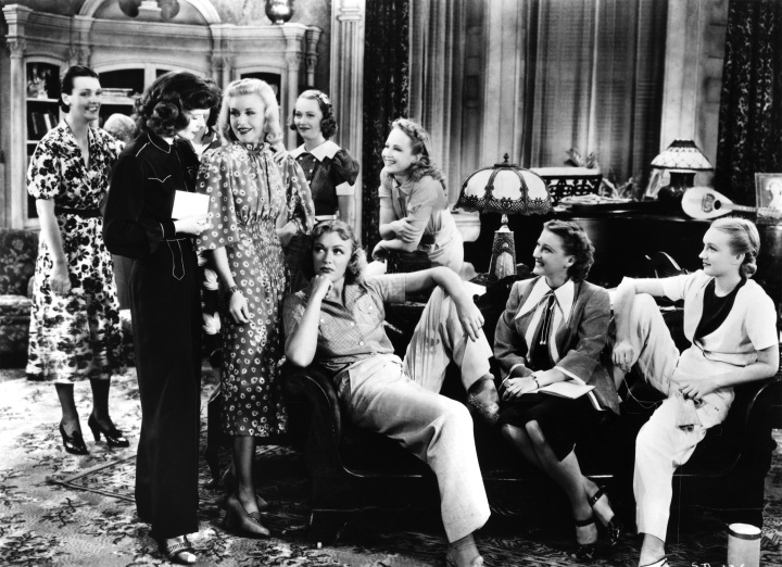 Image result for stage door 1937