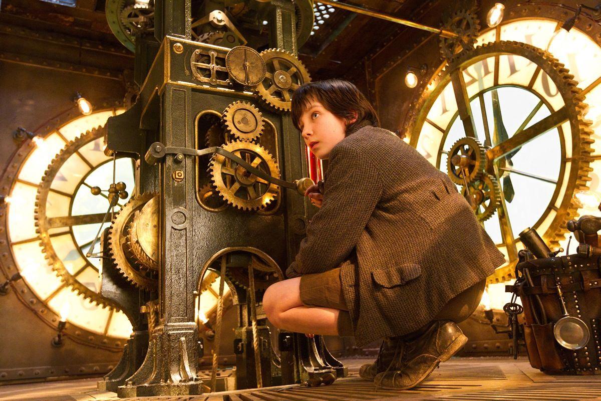 Review Hugo 2011 Cinefille