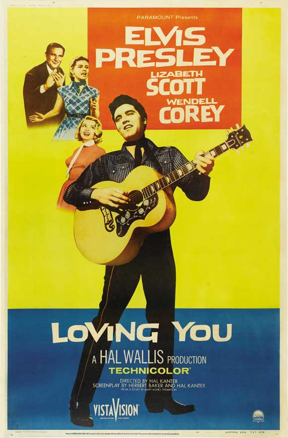 Ni rebeldes ni sin causa Loving-you-1957