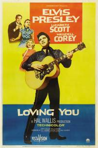 Image result for loving You poster