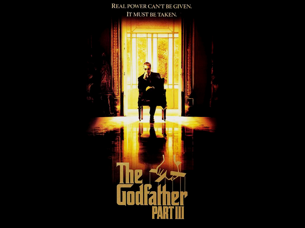 godfather-part-3 Godfather 3 (1990), for the second time in my life (1 and 2 as well)