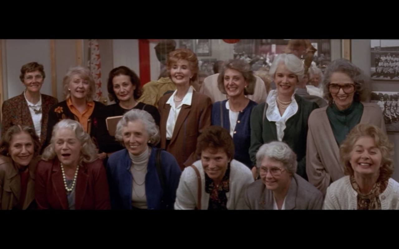 What I Learned From A League of Their Own – @Cinefille