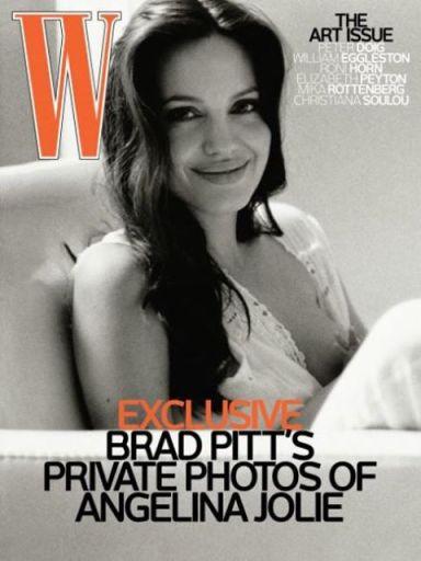 W Magazine - 2008