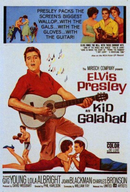 #10 - Kid Galahad (1962)