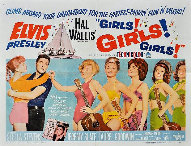 "Résultat de recherche d'images pour ""film elvis girls girls girls"""