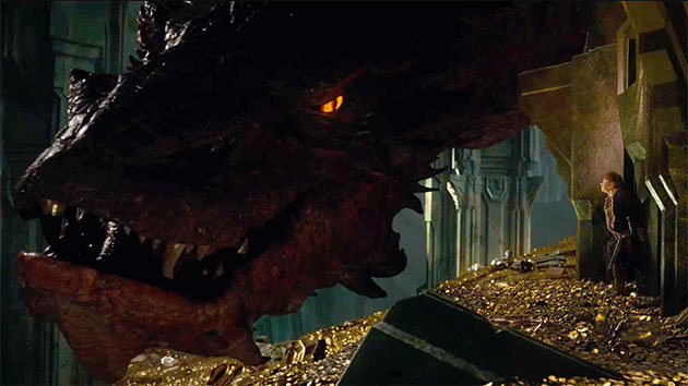 Like Smaug, the Liberace of dragons, I'm not going away any time soon.