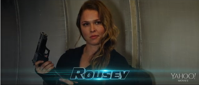Rousey Expendables