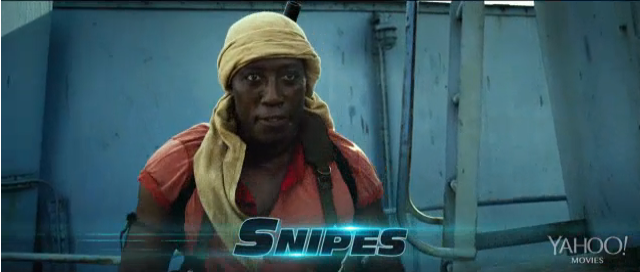 Snipes Expendables