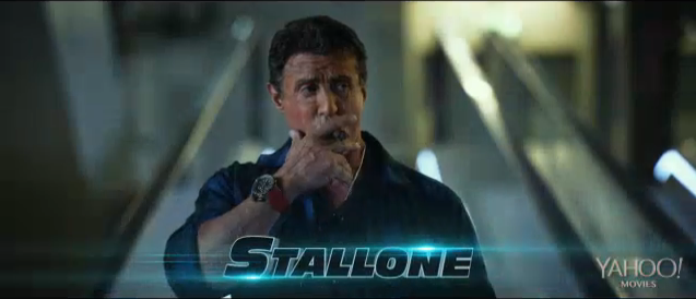 Stallone Expendables
