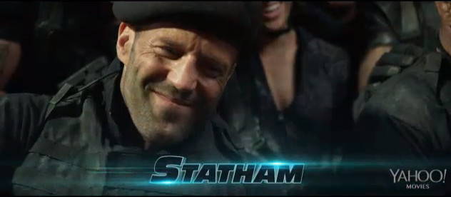 Statham Expendables