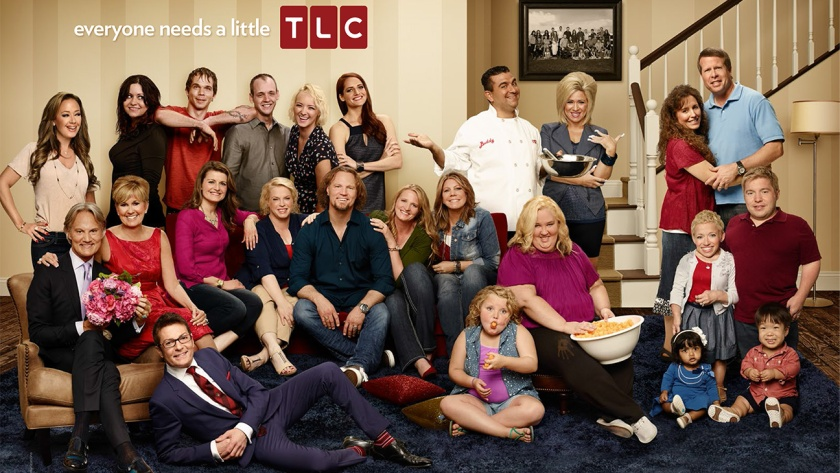 "TLC's current slogan is ""Everybody Needs A Little TLC"". It centers on familial love."