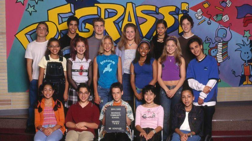 degrassi season 1